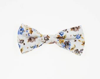 de MORÉ - wild rose bow tie