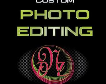 Custom Photo Editing