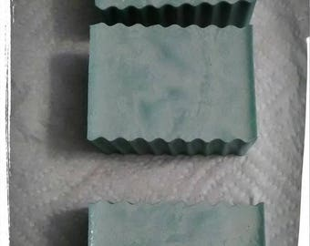 Seafoam Peppermint Twist Soap