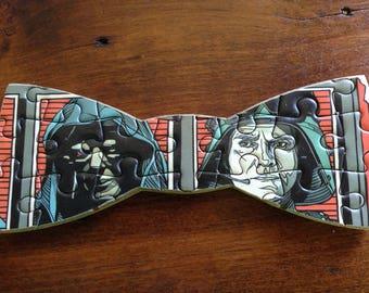 Star Wars Puzzle Bow Tie