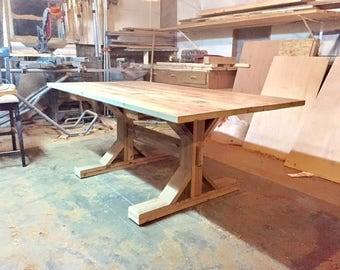 Handmade Farm Table