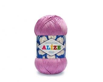 Alize Miss %100 Mercerized Cotton Yarn