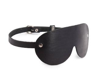 Leather Mask Tenebris I