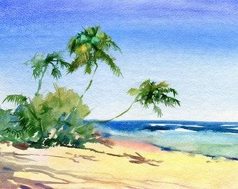 Landscape Watercolour Painting Q80