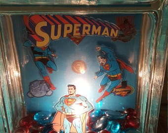 Superman Night Light