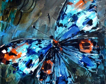 Pavel Guzenko - The Blue Butterfly