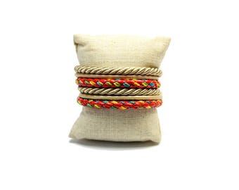 Bracelet rope-strap Red Dream