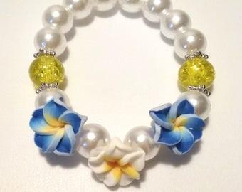 Summer Tropic Beaded Bracelet