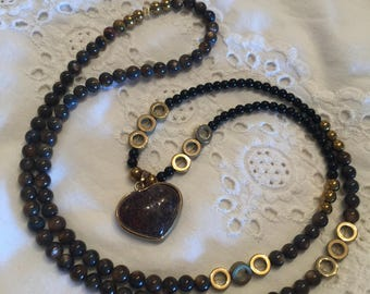 Heart Protection Necklace