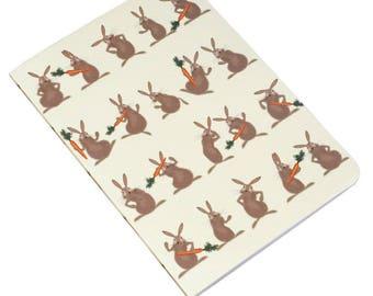 Funny Bunnies Notebook