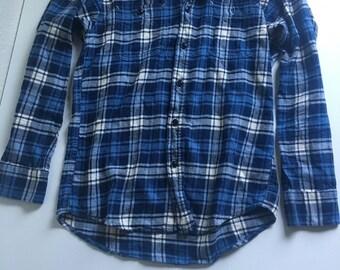 Uni Qlo Flannel Shirt