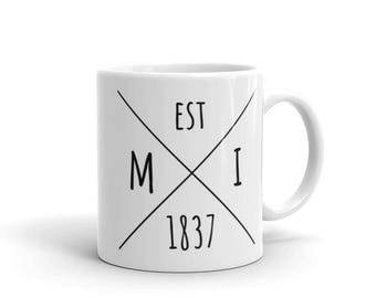 Michigan Statehood - Coffee Mug