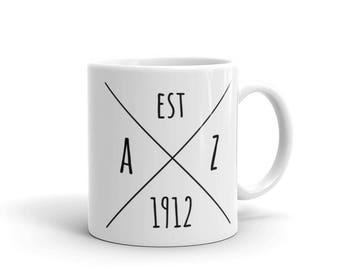 Arizona Statehood - Coffee Mug