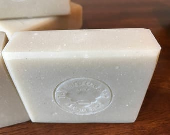 Bella Donna - Artisan Soap with Organic Shea Butter & Bentonite Clay | Floral Scented - Bath Body Soaps | Vegan Shower Bath -Natural Colored