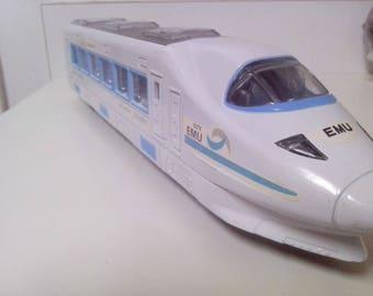 The City Emu Transit Train.