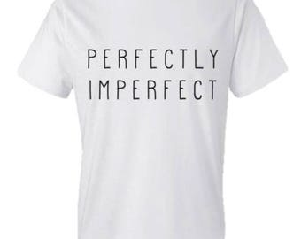 Perfectly Imperfect Tee // t-shirt for teachers // teacher tee // teacher gifts