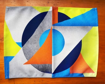 Set of two placemats - limited edition: Andrei Cojocaru