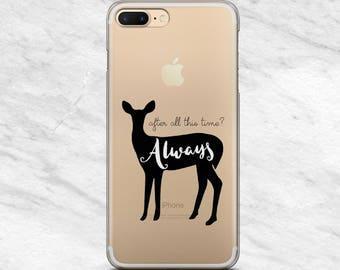 Case iPhone 7 Plus Always case Samsung S8 Harry Potter iPod Touch 6 case Google Pixel Deer LG G6 Harry Potter iPhone 6S case Samsung S7 Edge