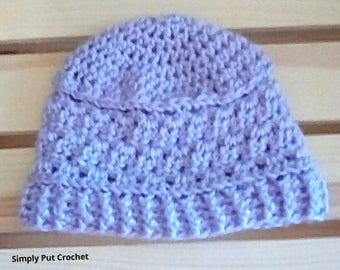 Toddler winter hat