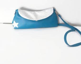 Blue kids bag