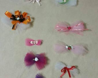 Small clips for infants and toddlers