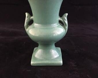 Vintage Grecian Urn Pottery Vase