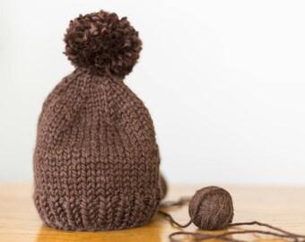 Baby beanie, photo prop, baby hat