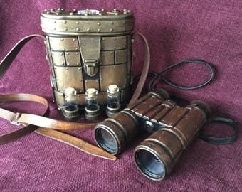 Steam Punk Binoculars