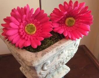 Bright Pink Daisy Disney Ears (Gerbera)