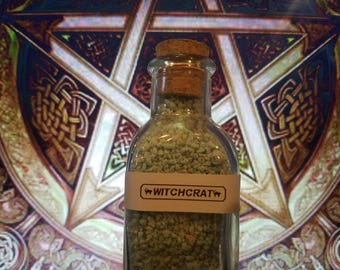 Witchcraft- Bath Salt 2oz Sample