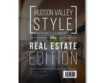 Hudson Valley Style Magazine - Issue No.1 - August 2017