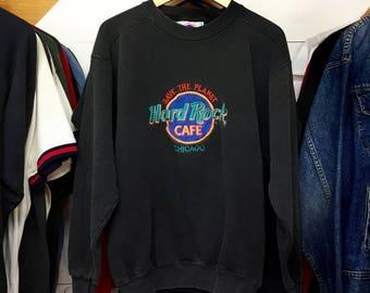 Sweat Hard Rock Cafe