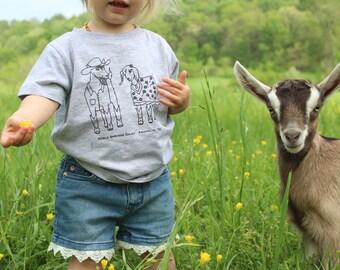 Infant & Toddler Cowboy Goats
