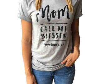 Womens Fashion mom call me t-shirt