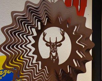 Deer Wind Spinner