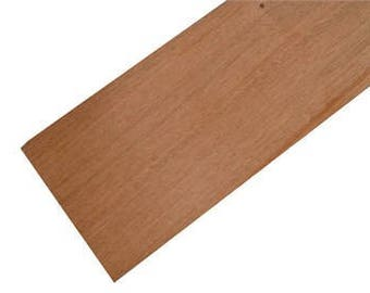 Mahogany Wood Panels (100 x 457mm)