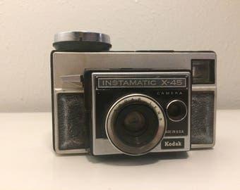 Kodak Instamatic X-45 Vintage Camera