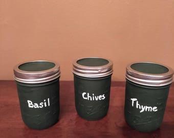 CHIVES jar