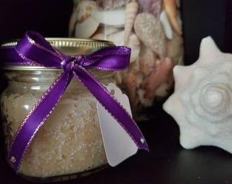 Organic Lavender Sugar Body Scrub