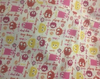 Waterproof fabric PUL, ooga booga