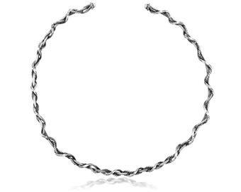 Gypsy Line  - Twisted Wire Choker