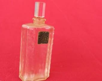 ancien petit flacon à parfum Myrurgia, Florigrana, old small perfume bottle,vieja botella de perfume ,vecchia piccola bottiglia di profumo,