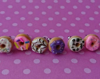 Donuts! 8 designs to choose from or order a custom one!