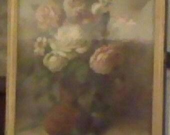 Listing 111 is the antique original artwork by C. Shabelitz mid 1800