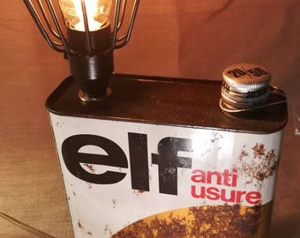 Lamp industrial elf canister