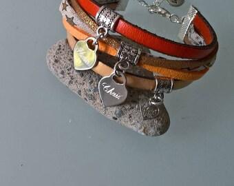 "Personalized Bracelet ""mothers"""
