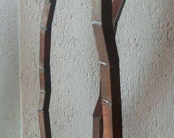 Steel industrial style harness