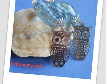 Clips for non-pierced OWL earrings