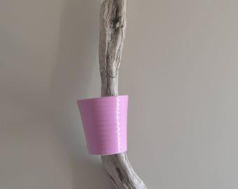 Wall flower pot on Driftwood