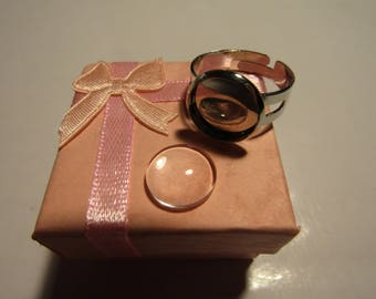Kit for creating a ring